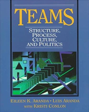 Teams: Structure, Process, Culture, and Politics