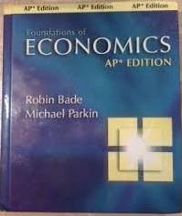 Foundations of Economics: Student Edition and Test Prep Bundle