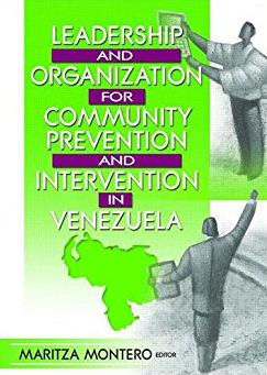 Leadership and Organization for Community Prevention and Intervention in Ve ...