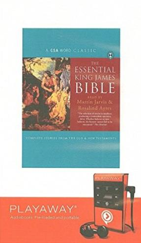 The Essential King James Bible: Classic Stories from the Bible [With Earbud ...
