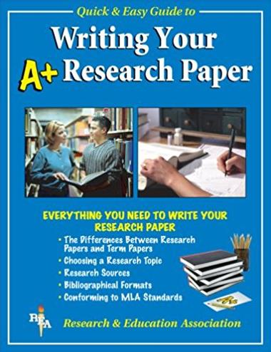 Writing Your A+ Research Paper (Quick & Easy Guide)
