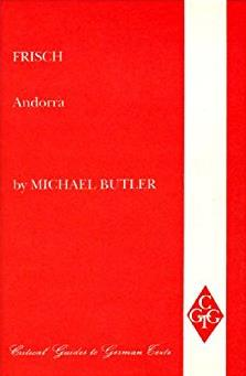 Frisch: Andorra (Critical Guides to German Texts)