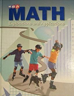 SRA Math Explorations and Applications, Level 4, Student Edition