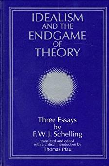Idealism and the Endgame of Theory: Three Essays (Suny Series, Intersection ...