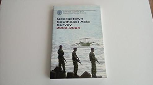 Georgetown Southeast Asia Survey 2003-2004