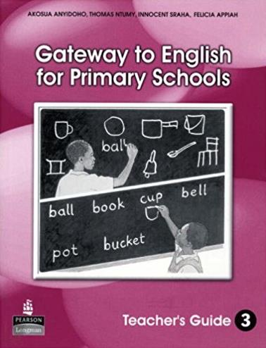 Gateway to English for Primary Schools Teachers Guide: Pt. 3 (Bk. 3)