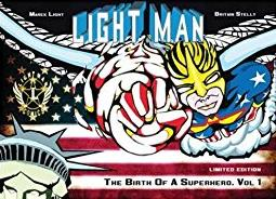 Light Man: The First Dream 1: The Birth of a Superhero (Light Man Superhero ...