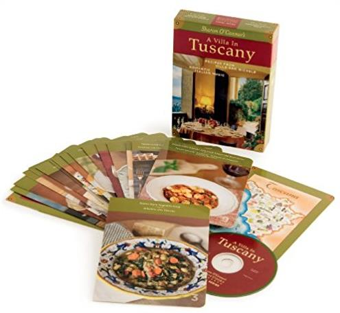 A Villa in Tuscany Recipes From Villa San Michele, Romantic Italian Music