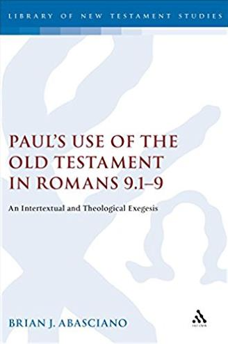 Paul's Use of the Old Testament in Romans 9.1-9: An Intertextual and Theolo ...
