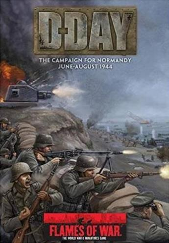 D-Day: The Campaign for Normandy, June-August 1944