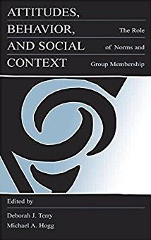 Attitudes, Behavior, and Social Context: The Role of Norms and Group Member ...
