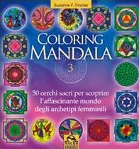 Coloring mandala vol. 3