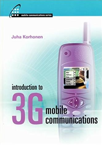Introduction to 3G Mobile Communications