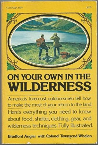 On your own in the wilderness