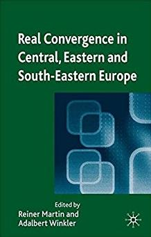 Real Convergence in Central, Eastern and South-Eastern Europe