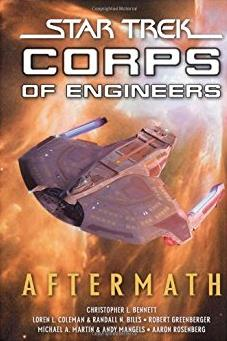 Aftermath (Star Trek) (Starfleet Corps of Engineers #29)