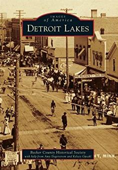 Detroit Lakes (Images of America)