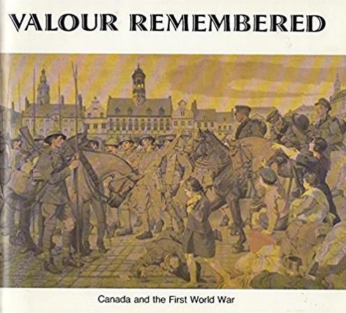 Valour remembered : Canadians in Korea = Souvenirs de vaillance : les Canad ...