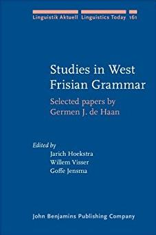 Studies in West Frisian Grammar (Linguistik Aktuell/Linguistics Today)