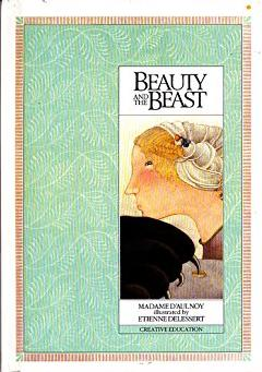 Beauty and the Beast (Madame D'Aulnoy Collection) (English and French Editi ...