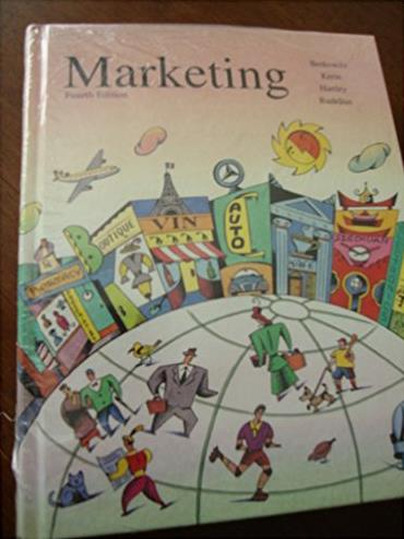 Marketing: With Wall Street Journal Readings (The Irwin Series in Marketing)