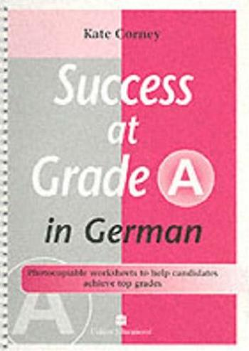 Success at Grade A in German (Success)