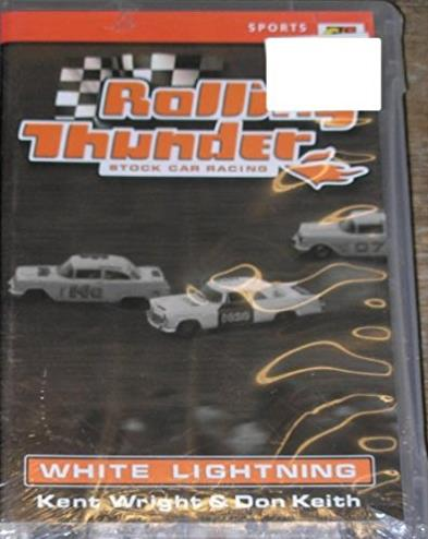 Rolling Thunder Stock Car Racing: White Lightning (Rolling Thunder Stock Car Racing)