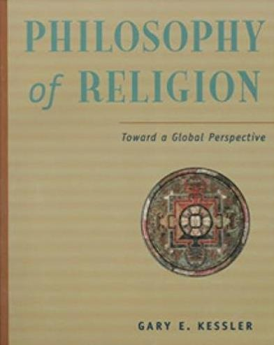 Philosophy of Religion: Toward a Global Perspective