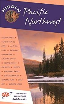 Hidden Pacific Northwest (Hidden Pacific Northwest, 5th ed)