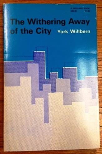 The withering away of the city (Midland book)