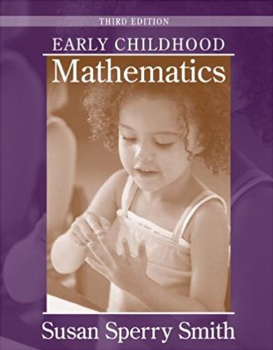 Early Childhood Mathematics (3rd Edition)