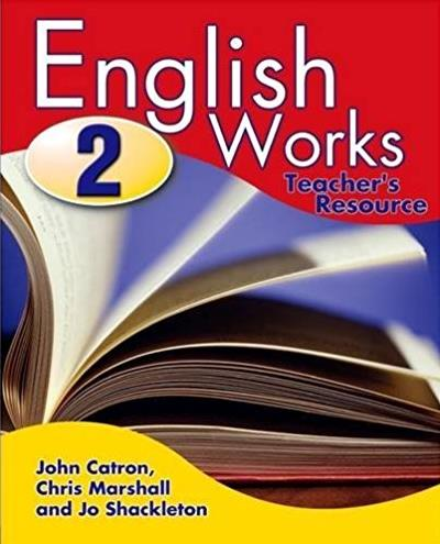 English Works: Teacher's Resource Bk. 2 (English Works Series)