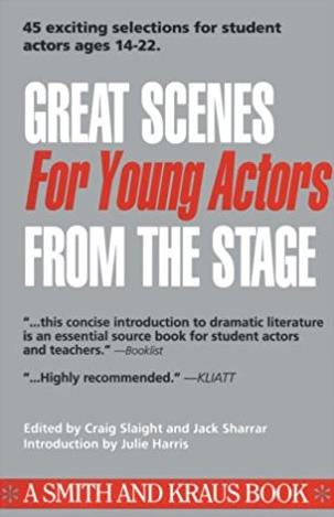 Great Scenes for Young Actors (Young Actors Series)